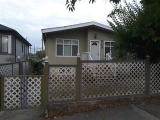 Main Photo: 950 NANAIMO Street in Vancouver: Renfrew VE House for sale (Vancouver East)  : MLS®# R2462769