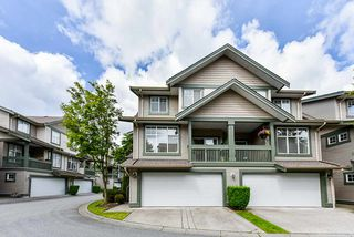 "Photo 1: 40 6050 166 Street in Surrey: Cloverdale BC Townhouse for sale in ""WESTFIELD"" (Cloverdale)  : MLS®# R2466562"