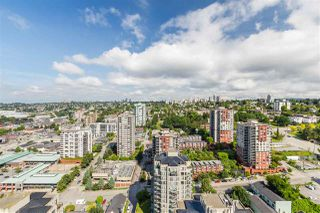 """Photo 23: 3307 898 CARNARVON Street in New Westminster: Downtown NW Condo for sale in """"AZURE I"""" : MLS®# R2469814"""