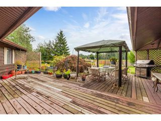 Photo 34: 1694 CLEARBROOK Road in Abbotsford: Poplar House for sale : MLS®# R2481050