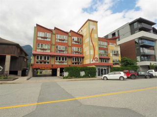 "Photo 10: 411 37841 CLEVELAND Avenue in Squamish: Downtown SQ Condo for sale in ""Studio SQ"" : MLS®# R2486448"