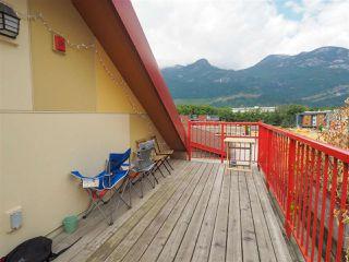 "Photo 2: 411 37841 CLEVELAND Avenue in Squamish: Downtown SQ Condo for sale in ""Studio SQ"" : MLS®# R2486448"