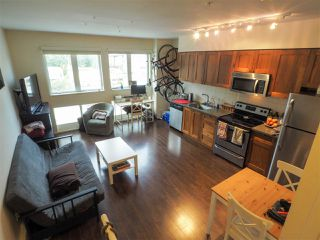 "Photo 3: 411 37841 CLEVELAND Avenue in Squamish: Downtown SQ Condo for sale in ""Studio SQ"" : MLS®# R2486448"
