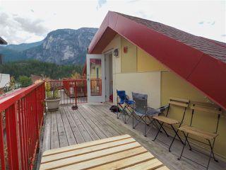"Photo 1: 411 37841 CLEVELAND Avenue in Squamish: Downtown SQ Condo for sale in ""Studio SQ"" : MLS®# R2486448"