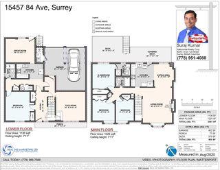 Photo 30: 15457 84 Avenue in Surrey: Fleetwood Tynehead House for sale : MLS®# R2490830