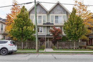 Photo 1: 1 315 E 33RD Avenue in Vancouver: Main Townhouse for sale (Vancouver East)  : MLS®# R2510575