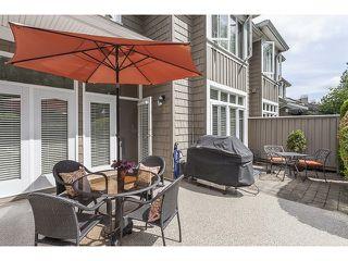 Photo 19: 61 3355 MORGAN CREEK Way in South Surrey White Rock: Morgan Creek Home for sale ()  : MLS®# F1447078