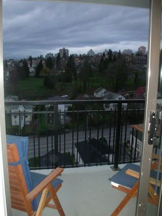"""Photo 12: 833 AGNES Street in New Westminster: Downtown NW Condo for sale in """"NEWS"""" : MLS®# V635692"""