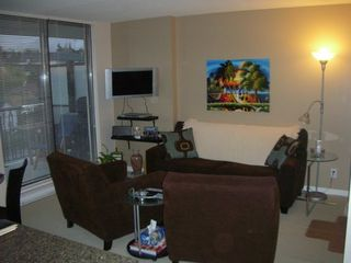 """Photo 4: 833 AGNES Street in New Westminster: Downtown NW Condo for sale in """"NEWS"""" : MLS®# V635692"""