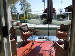 "Photo 17: 15367 Buena Vista Avenue Avenue in White Rock: Condo for sale in ""The ""PALMS"""""