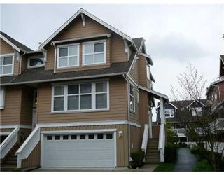 Photo 1: # 18 3088 FRANCIS RD in Richmond: Seafair Condo for sale : MLS®# V838738
