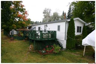 Main Photo: #54; 6588 Hwy 97A in Enderby: MHP Residential Detached for sale : MLS®# 10036334