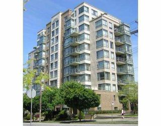 Photo 1: 401 2288 PINE Street in Vancouver: Fairview VW Condo for sale (Vancouver West)  : MLS®# V683826