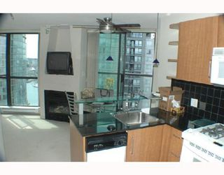 "Photo 4: 2703 501 PACIFIC Street in Vancouver: Downtown VW Condo for sale in ""THE 501"" (Vancouver West)  : MLS®# V698501"