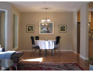 "Photo 4: 103 2978 BURLINGTON Drive in Coquitlam: North Coquitlam Condo for sale in ""THE BURLINGTON"" : MLS®# V699588"