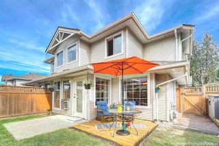 """Main Photo: 25 12188 HARRIS Road in Pitt Meadows: Central Meadows Townhouse for sale in """"WATERFORD PLACE"""" : MLS®# R2401997"""