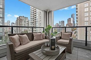 """Photo 16: PH2 988 RICHARDS Street in Vancouver: Yaletown Condo for sale in """"Tribeca Lofts"""" (Vancouver West)  : MLS®# R2412418"""