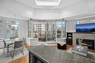 """Photo 5: PH2 988 RICHARDS Street in Vancouver: Yaletown Condo for sale in """"Tribeca Lofts"""" (Vancouver West)  : MLS®# R2412418"""