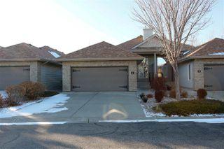 Photo 1: 4 600 REGENCY Drive: Sherwood Park House Half Duplex for sale : MLS®# E4178589