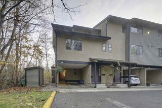 Photo 1: 3490 NAIRN AVENUE in Vancouver: Champlain Heights Townhouse for sale (Vancouver East)  : MLS®# R2419271
