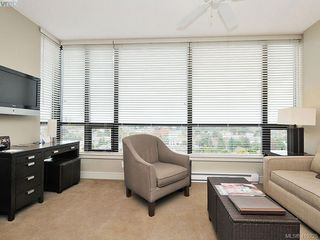 Photo 4: 607 500 Oswego Street in VICTORIA: Vi James Bay Condo Apartment for sale (Victoria)  : MLS®# 419225