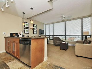 Photo 10: 607 500 Oswego Street in VICTORIA: Vi James Bay Condo Apartment for sale (Victoria)  : MLS®# 419225