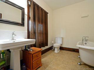 Photo 17: 1051 Queens Avenue in VICTORIA: Vi Central Park Half Duplex for sale (Victoria)  : MLS®# 419233