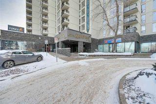 Photo 1: 802 10149 SASKATCHEWAN Drive in Edmonton: Zone 15 Condo for sale : MLS®# E4184139