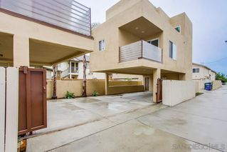 Main Photo: NORMAL HEIGHTS Rowhome for rent : 2 bedrooms : 4327 38th Street in San Diego