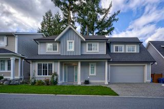 "Photo 1: 3 33973 HAZELWOOD Avenue in Abbotsford: Abbotsford East House for sale in ""HERON POINTE"" : MLS®# R2508513"