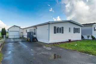 Photo 1: 47 41168 LOUGHEED Highway in Mission: Dewdney Deroche Manufactured Home for sale : MLS®# R2520946