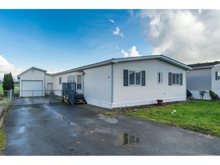Photo 5: 47 41168 LOUGHEED Highway in Mission: Dewdney Deroche Manufactured Home for sale : MLS®# R2520946