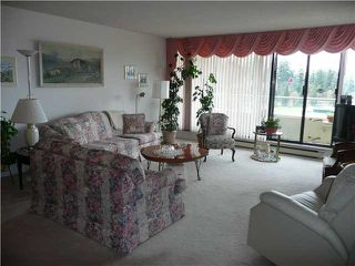 """Photo 4: # 804 5790 PATTERSON AV in Burnaby: Metrotown Condo for sale in """"THE REGENT"""" (Burnaby South)  : MLS®# V882321"""