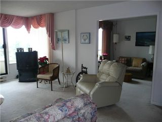 """Photo 2: # 804 5790 PATTERSON AV in Burnaby: Metrotown Condo for sale in """"THE REGENT"""" (Burnaby South)  : MLS®# V882321"""