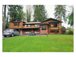Photo 1: 447 KARP Court in Coquitlam: Central Coquitlam House for sale : MLS®# V817626