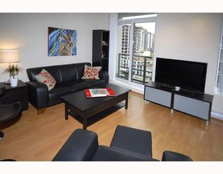 "Photo 2: 1101 1001 HOMER Street in Vancouver: Downtown VW Condo for sale in ""BENTLEY"" (Vancouver West)  : MLS®# V706717"