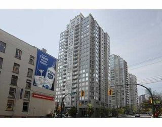 "Photo 1: 1101 1001 HOMER Street in Vancouver: Downtown VW Condo for sale in ""BENTLEY"" (Vancouver West)  : MLS®# V706717"