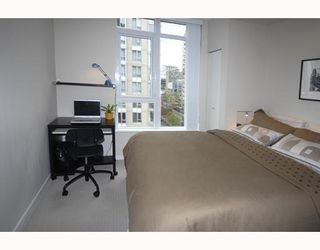 "Photo 4: 1101 1001 HOMER Street in Vancouver: Downtown VW Condo for sale in ""BENTLEY"" (Vancouver West)  : MLS®# V706717"