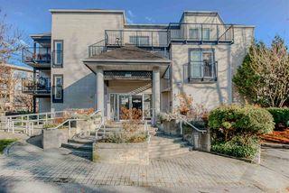 Photo 1: 306 2401 HAWTHORNE Avenue in Port Coquitlam: Central Pt Coquitlam Condo for sale : MLS®# R2421465