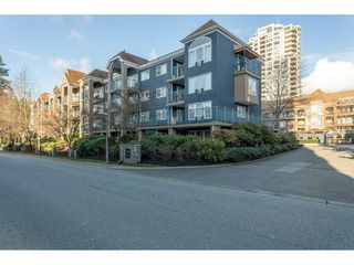 "Main Photo: 404 3065 PRIMROSE Lane in Coquitlam: North Coquitlam Condo for sale in ""LAKESIDE TERRACE"" : MLS®# R2428749"