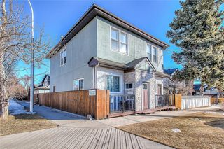 Main Photo: 2716 21 Avenue SW in Calgary: Killarney/Glengarry House for sale : MLS®# C4290253