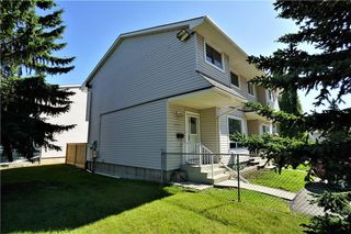Main Photo: 1011 3235 56 Street NE in Calgary: Pineridge Row/Townhouse for sale : MLS®# C4305725