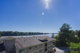 "Photo 2: 408 11580 223 Street in Maple Ridge: West Central Condo for sale in ""River's Edge"" : MLS®# R2480841"