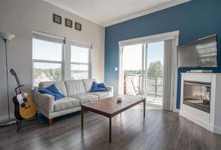 "Photo 6: 408 11580 223 Street in Maple Ridge: West Central Condo for sale in ""River's Edge"" : MLS®# R2480841"