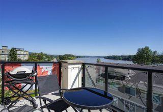 "Photo 4: 408 11580 223 Street in Maple Ridge: West Central Condo for sale in ""River's Edge"" : MLS®# R2480841"