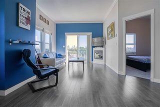"Photo 5: 408 11580 223 Street in Maple Ridge: West Central Condo for sale in ""River's Edge"" : MLS®# R2480841"