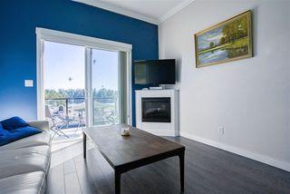 "Photo 14: 408 11580 223 Street in Maple Ridge: West Central Condo for sale in ""River's Edge"" : MLS®# R2480841"