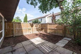 Photo 29: 603 ABBOTTSFIELD Road in Edmonton: Zone 23 Townhouse for sale : MLS®# E4212600