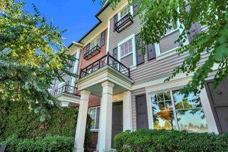 Main Photo: 56 8767 162 Street in Surrey: Fleetwood Tynehead Townhouse for sale : MLS®# R2494805