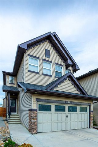 Main Photo: 35 SAGE BANK Court NW in Calgary: Sage Hill Detached for sale : MLS®# A1035521